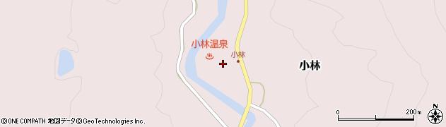 山形県酒田市小林杉沢123周辺の地図