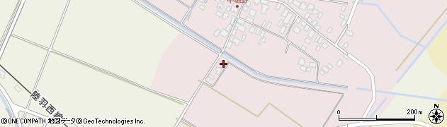 山形県東田川郡庄内町堀野上堀野98周辺の地図