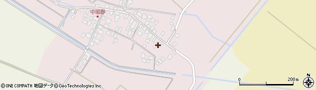 山形県東田川郡庄内町堀野中堀野37周辺の地図