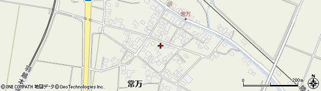 山形県東田川郡庄内町常万常岡56周辺の地図
