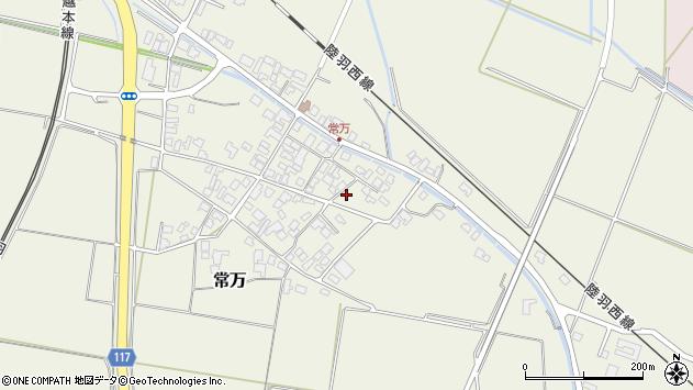 山形県東田川郡庄内町常万常岡123周辺の地図