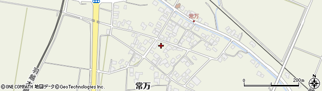 山形県東田川郡庄内町常万常岡57周辺の地図
