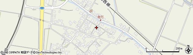 山形県東田川郡庄内町常万常岡115周辺の地図