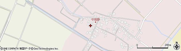山形県東田川郡庄内町堀野中堀野86周辺の地図