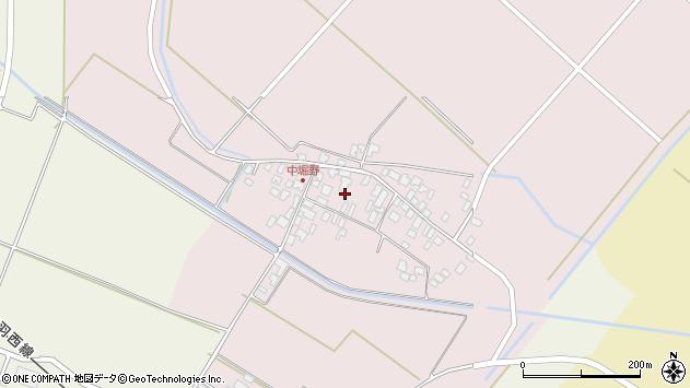 山形県東田川郡庄内町堀野中堀野68周辺の地図
