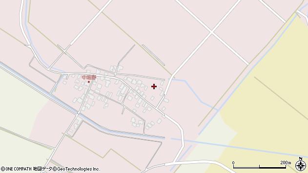 山形県東田川郡庄内町堀野中堀野33周辺の地図