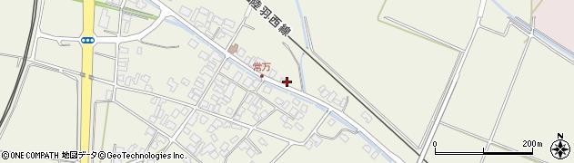 山形県東田川郡庄内町常万常岡92周辺の地図