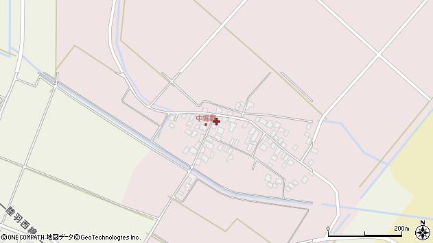 山形県東田川郡庄内町堀野中堀野74周辺の地図