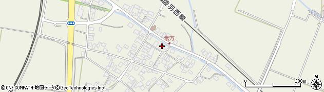 山形県東田川郡庄内町常万常岡99周辺の地図