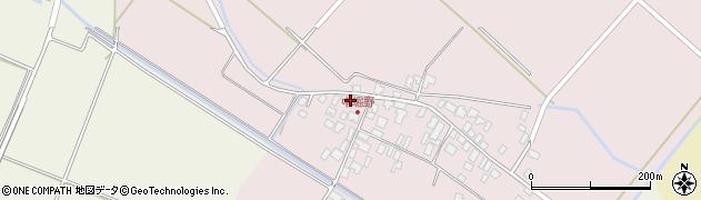 山形県東田川郡庄内町堀野中堀野82周辺の地図