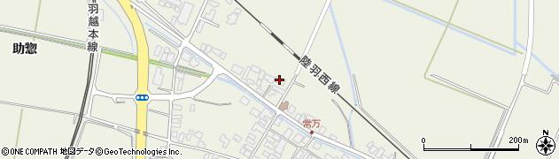 山形県東田川郡庄内町常万大乗向1周辺の地図