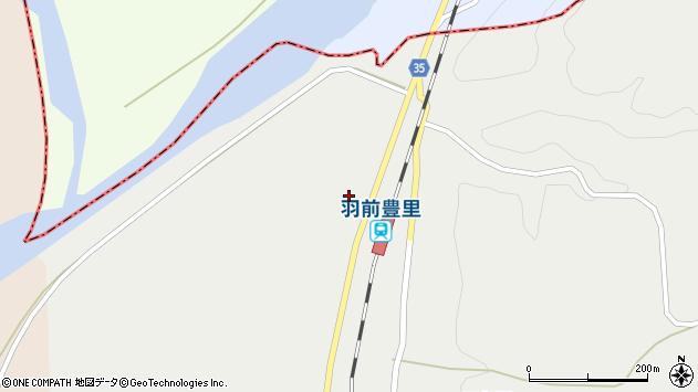 山形県最上郡鮭川村石名坂581周辺の地図