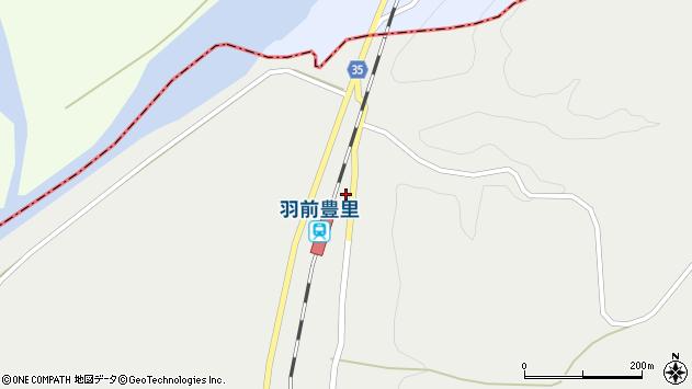 山形県最上郡鮭川村石名坂70周辺の地図