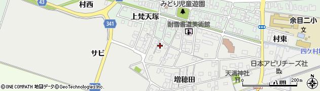 山形県東田川郡庄内町払田サビ73周辺の地図