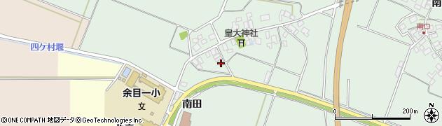 山形県東田川郡庄内町余目長畑25周辺の地図