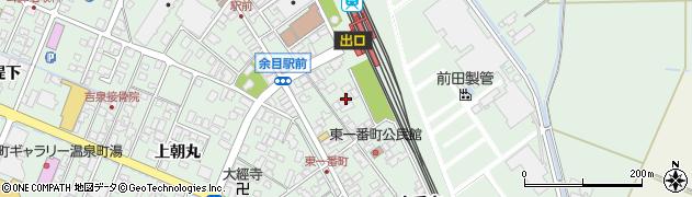 山形県東田川郡庄内町余目沢田118周辺の地図