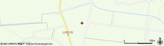 山形県酒田市山寺欠之上95周辺の地図