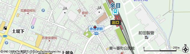 山形県東田川郡庄内町余目沢田132周辺の地図