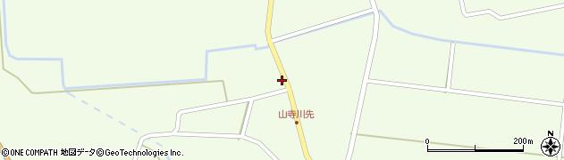 山形県酒田市山寺宅地69周辺の地図