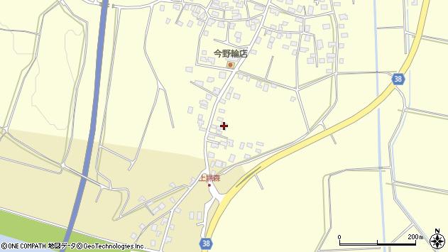 山形県酒田市黒森小浜18周辺の地図