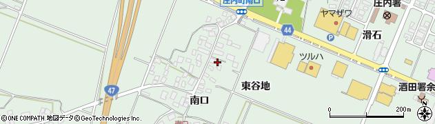 山形県東田川郡庄内町余目南口80周辺の地図
