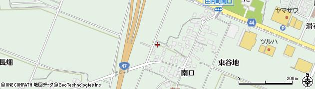 山形県東田川郡庄内町余目南口53周辺の地図