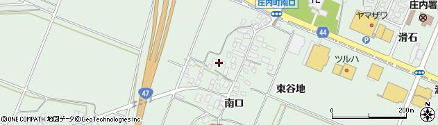 山形県東田川郡庄内町余目南口73周辺の地図
