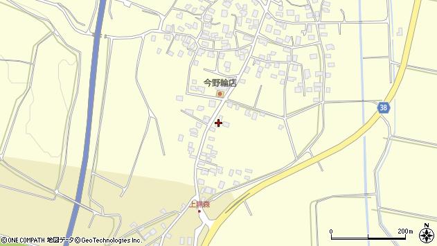 山形県酒田市黒森砂土端63周辺の地図