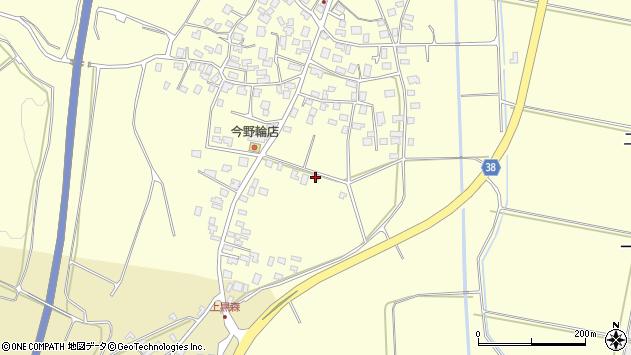 山形県酒田市黒森砂土端45周辺の地図