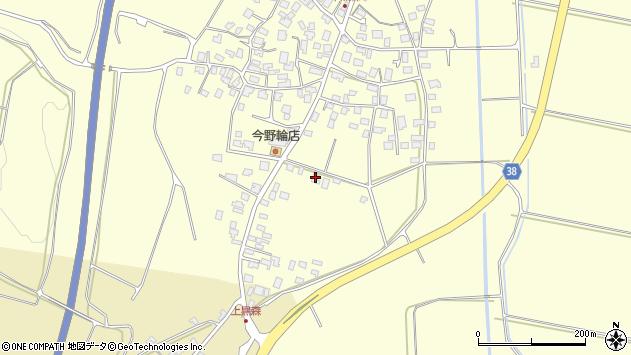 山形県酒田市黒森砂土端50周辺の地図