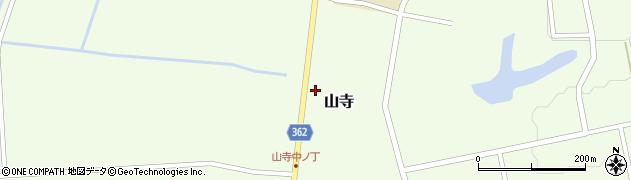 山形県酒田市山寺宅地141周辺の地図