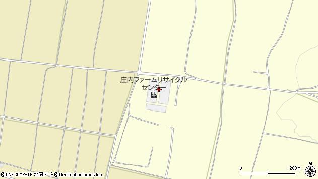 山形県酒田市黒森境山942周辺の地図