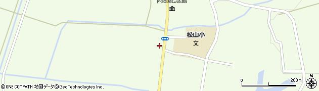 山形県酒田市山寺宅地164周辺の地図
