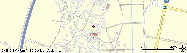 山形県酒田市黒森草刈谷地15周辺の地図