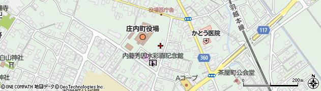 山形県東田川郡庄内町余目三人谷地140周辺の地図