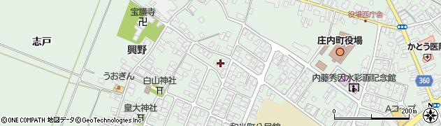 山形県東田川郡庄内町余目猿田131周辺の地図