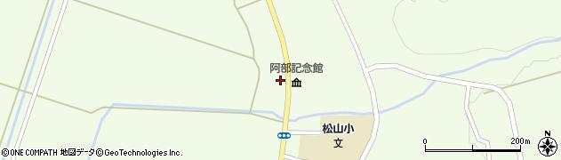 山形県酒田市山寺宅地183周辺の地図