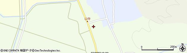 山形県酒田市山寺宅地225周辺の地図