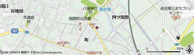 山形県東田川郡庄内町余目町87周辺の地図