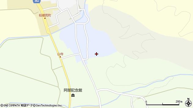 山形県酒田市南新屋敷11周辺の地図