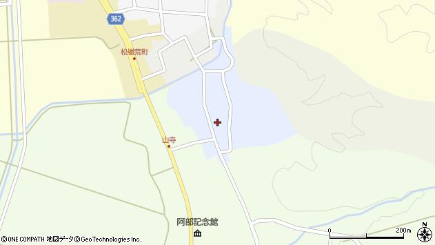 山形県酒田市南新屋敷47周辺の地図