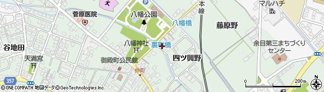 山形県東田川郡庄内町余目四ツ興野38周辺の地図