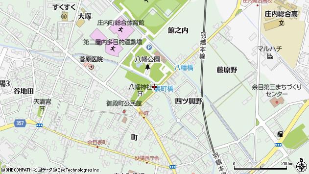山形県東田川郡庄内町余目町226周辺の地図