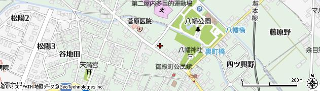 山形県東田川郡庄内町余目町251周辺の地図