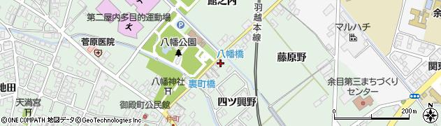 山形県東田川郡庄内町余目四ツ興野30周辺の地図