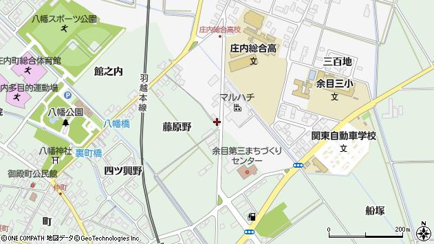 山形県東田川郡庄内町廿六木五反田73周辺の地図