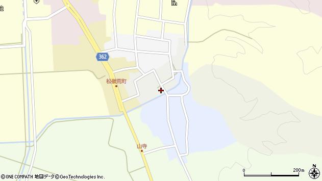 山形県酒田市元新屋敷10周辺の地図