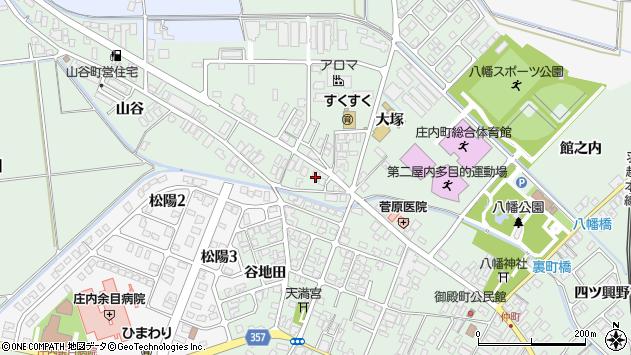 山形県東田川郡庄内町余目大塚84周辺の地図