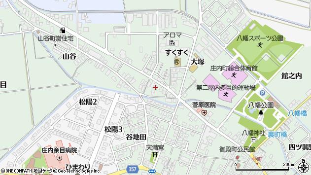 山形県東田川郡庄内町余目大塚78周辺の地図