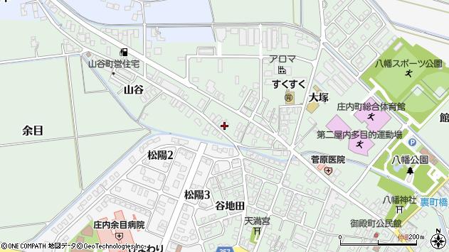 山形県東田川郡庄内町余目大塚86周辺の地図